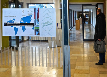 Erfolgreicher Start von NaBEK_ am 29. 01.16 in Frankfurt